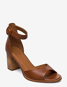 SHOES - COGNAC 5144 BUFFALO 850