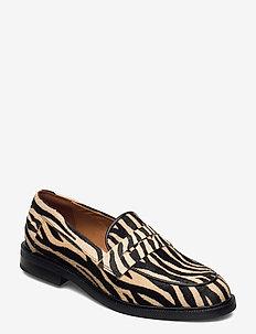Shoes 4110 - instappers - pony zebra 333 t
