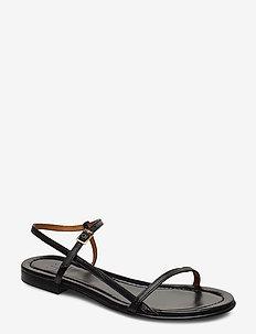 Sandals 4132 - BLACK NAPPA 70