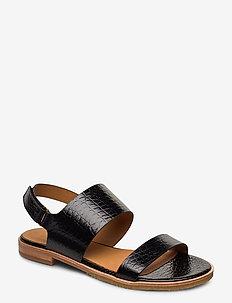 Sandals 4151 - BLACK YANGO 10