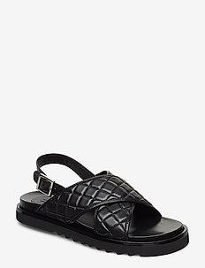 Sandals 4190 - BLACK NAPPA 70