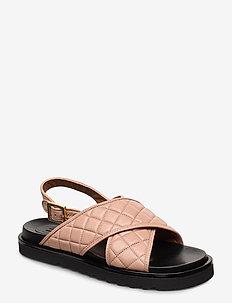 Sandals 4190 - flade sandaler - rose 3624 nappa 78