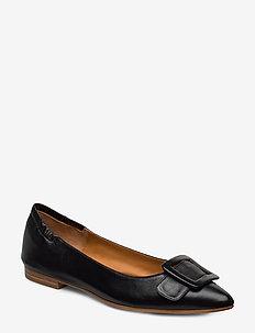 Shoes 4501 - ballerinas - black nappa 70