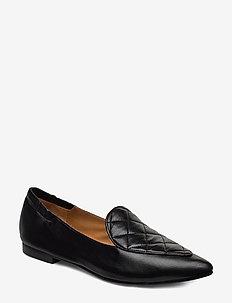 Shoes 4504 - BLACK NAPPA 70