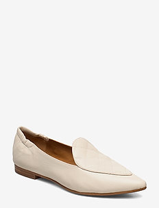 Shoes 4504 - loafers - off white nappa 73