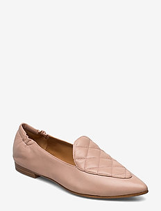 Shoes 4504 - loafers - rose 3624 nappa 78