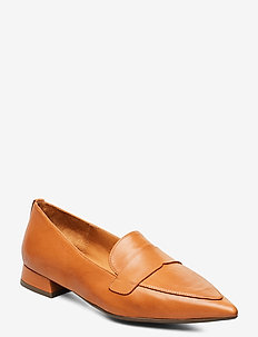 Shoes 4513 - loafers - cuoio calf 84