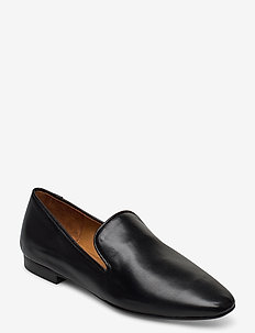 Shoes 4521 - loafers - black nappa 70