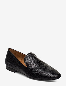 Shoes 4521 - loafers - black yango 10