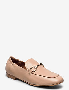 Shoes 4527 - loafers - beige 5845 nappa 72