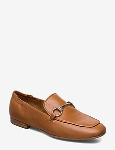 Shoes 4527 - loaferit - cuoio guanto calf 86