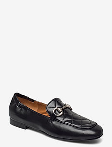 Shoes 4528 - loafers - black nappa 70