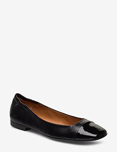 Shoes 4531 - BLACK PATENT/BLACK NAPPA 970