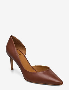 Pumps 4581 - klassiske pumps - cognac cuero calf 85