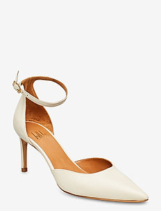 Pumps 4596 - klassiske pumps - off white nappa 73