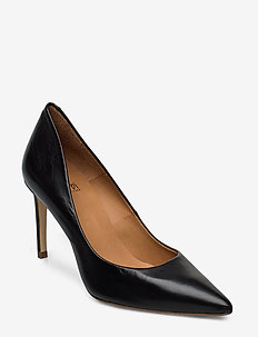 Pumps 4597 - klassieke pumps - black calf 80