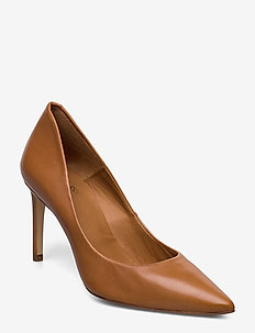 Pumps 4597 - klassiske pumps - cuoio calf 84