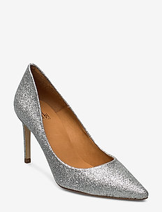 Pumps 4597 - escarpins classiques - silver glitter 993