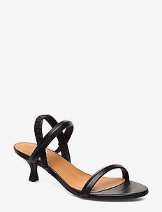 Sandals 4612 - BLACK NAPPA 70
