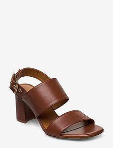 Sandals 4645 - CUOIO CALF 85