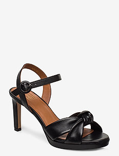 Sandals 4676 - BLACK NAPPA 70
