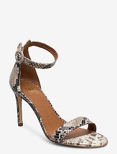 Sandals 4693 - OFF WHITE SNAKE R