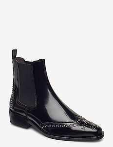 Boots 4733 - chelsea boots - black polido  900