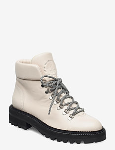 Shoes - Billi Bi Sport - sneakers med høy ankel - white nappa 73