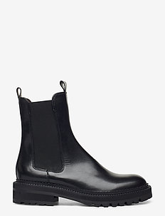 Boots 4806 - chelsea boots - black calf 80