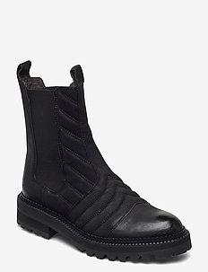 Boots 4807 - chelsea støvler - black varese 90