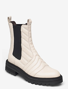 Boots 4807 - chelsea boots - off white nappa 73