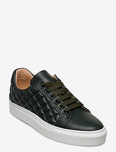 Sport 4848 - lave sneakers - army 7571 nappa 76