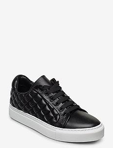 Sport 4848 - lave sneakers - black nappa 70