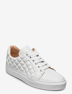 Sport 4848 - lave sneakers - white nappa 73