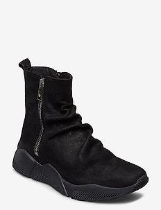 Sport 4865 - sneakers med høy ankel - black varese/black sole 900