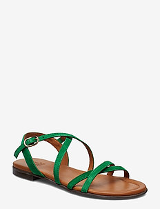 SANDALS - GREN AMAZON SUEDE 554