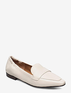 Shoes 5012 - loafers - white 2583 nappa 73