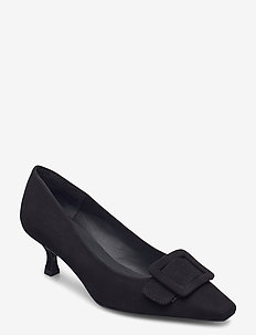 Pumps - klassische pumps - black suede 50