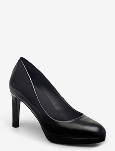 Pumps - klassiske pumps - black calf 80
