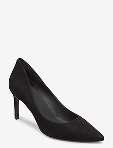 Pumps - klassiske pumps - black suede 50