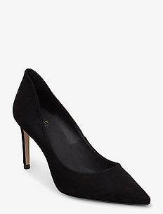 Pumps 5090 - classic pumps - black suede 50