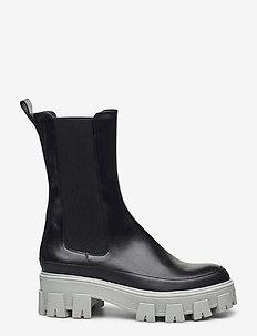 Boots 6062 - schuhe - bl.rubber/varm grey sole 803