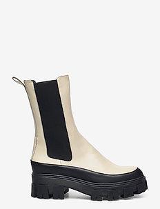 Boots 6062 - schuhe - bl.rubber/creme nappa 873