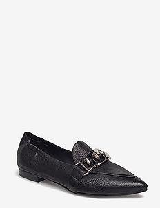 Shoes 6508 - BLACK BUFFALO 80