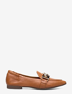 Shoes 6508 - instappers - cognac 5144 buffalo 86