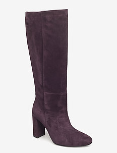 BOOTS - PRUGNA SUEDE 588