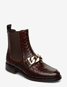 BOOTS - chelsea boots - brown 1213 pyton 25 y