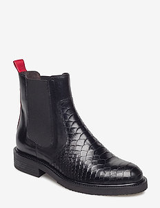 BOOTS - BL.POLO TEN./RED TEQ. 319 T