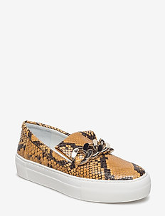 SHOES - CURRY SNAKE/GOLD 35