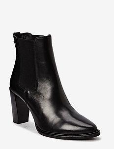Boots 7792 - BLACK CALF 80 V